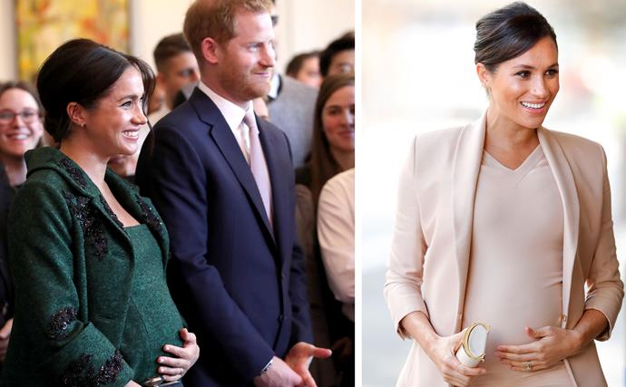 A right royal bundle! When is Meghan Markle's second baby due?