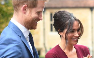 Prince Harry and Duchess Meghan are set to share a tell-all interview with iconic TV host (and their close friend), Oprah Winfrey