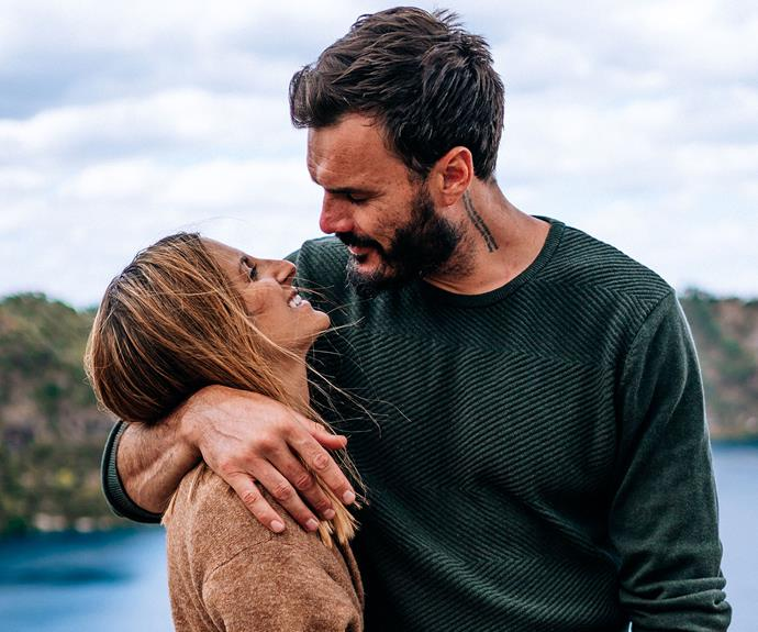 EXCLUSIVE: The Bachelor's Locky Gilbert and Irena Srbinovska finally set the record straight on THOSE engagement rumours