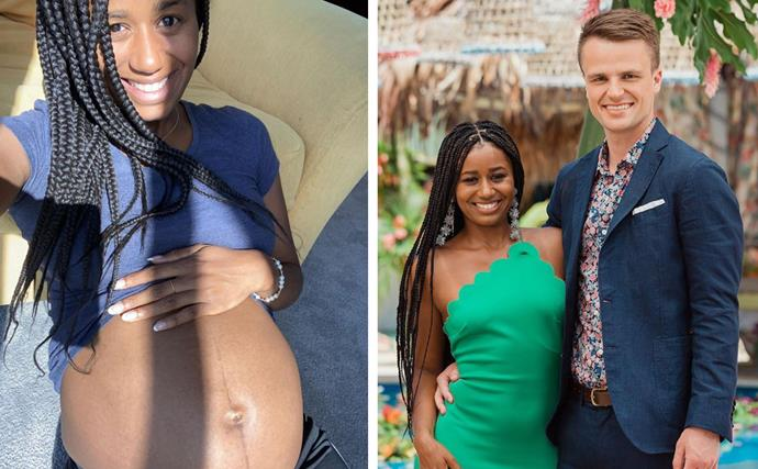 BIP's Mary Viturino shares the adorable feature she wants for her unborn bub's name
