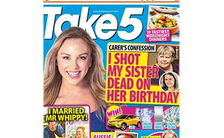 Take 5 Issue 8 Online Entry Coupon