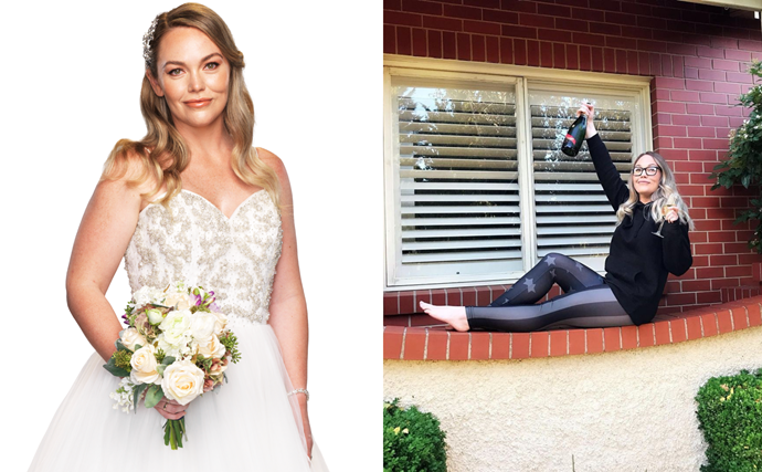 """I've never been on a single date!"" - MAFS bride Melissa spills on her awkward relationship history"