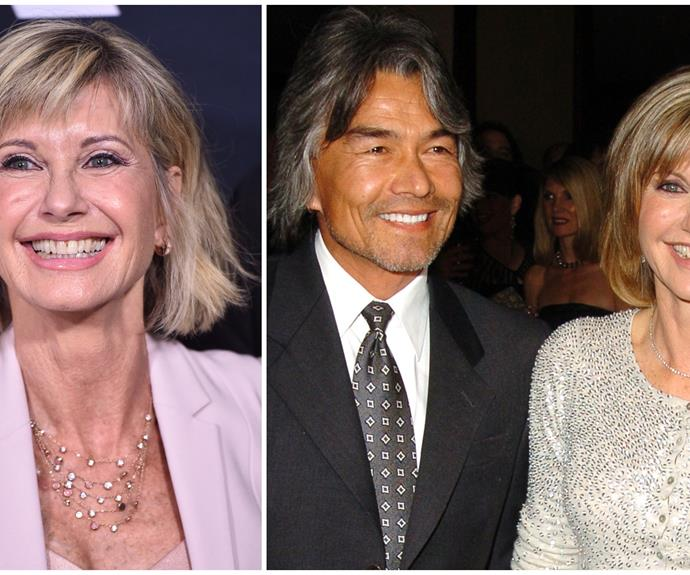 Olivia Newton John finally speaks out about her missing ex after years of silence