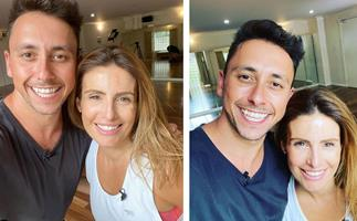 Back to the ballroom! Ada Nicodemou shares the very first glimpse of her return to Dancing With The Stars: All Stars