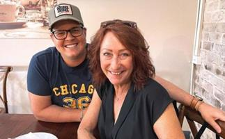Summer Bay besties! Inside Lynne McGranger and Johnny Ruffo's sweet mate date