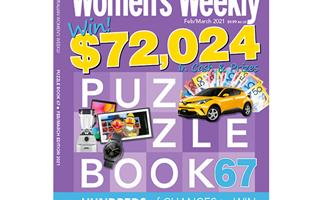The Australian Women's Weekly Puzzle Book Issue 67