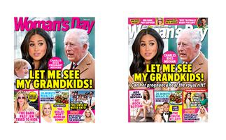Enter Woman's Day Issue 10 puzzles online!