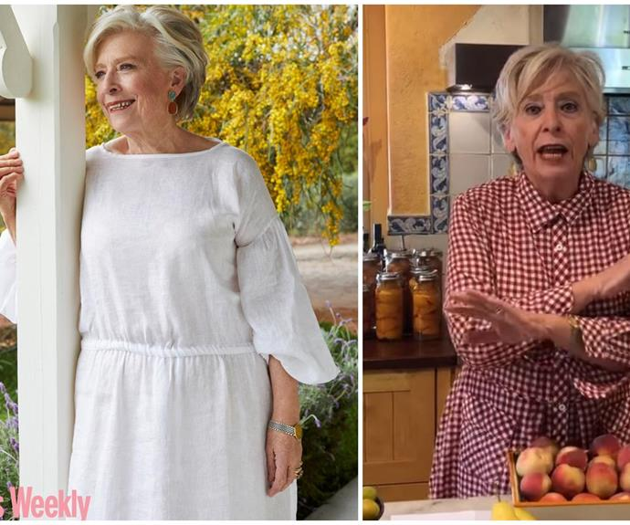 An advertisement falsely using Maggie Beer's endorsement is targeting vulnerable people – here's what you need to know