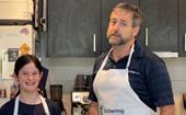 REAL LIFE: It started with a friendly bet, now, this dad is helping other dads get inventive in the Kitchen