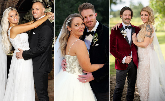 From cheating scandals to subtle clues: Which Married At First Sight season 8 couples are still together?