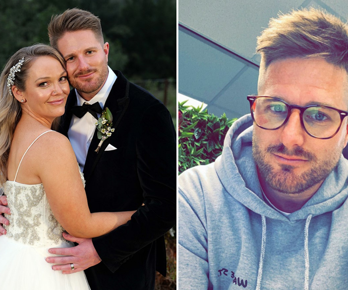 """A lot of things happened behind the scenes"": Married At First Sight's Bryce Ruthven spills on his ex-fiancée"