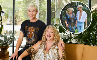 EXCLUSIVE: Jack Vidgen on his unique relationship with his mum – and what she really thinks of his filler