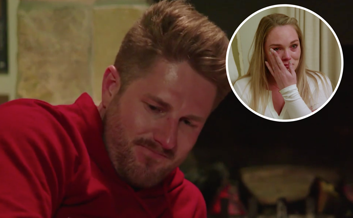 ''He was Facetiming her during filming!'' MAFS star Bryce Ruthven's secret girlfriend exposed