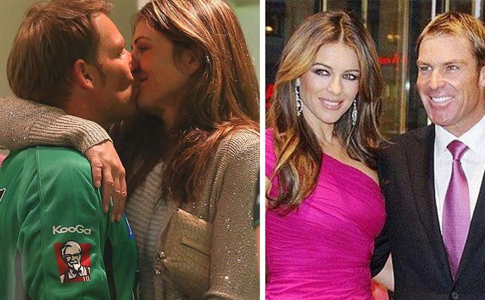 Romance reboot: Could Shane Warne and Liz Hurley be getting back together?