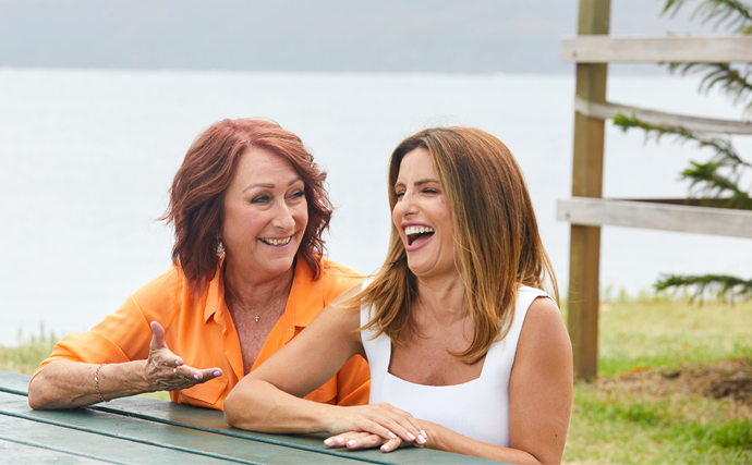 EXCLUSIVE: Home And Away's Ada Nicodemou and Lynne McGranger open up about their 20-year friendship