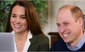 Duchess Catherine appears to have a brand-new go-to Zoom style, and it's perfect for Autumn