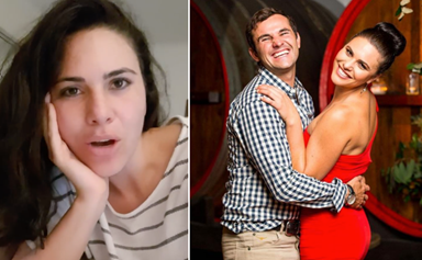 Farmer Wants A Wife's Henrietta spills more details about that shock finale with Farmer Alex in a candid video