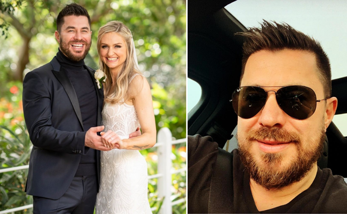 Married At First Sight's James has been spotted kissing a woman who isn't his TV bride Joanne