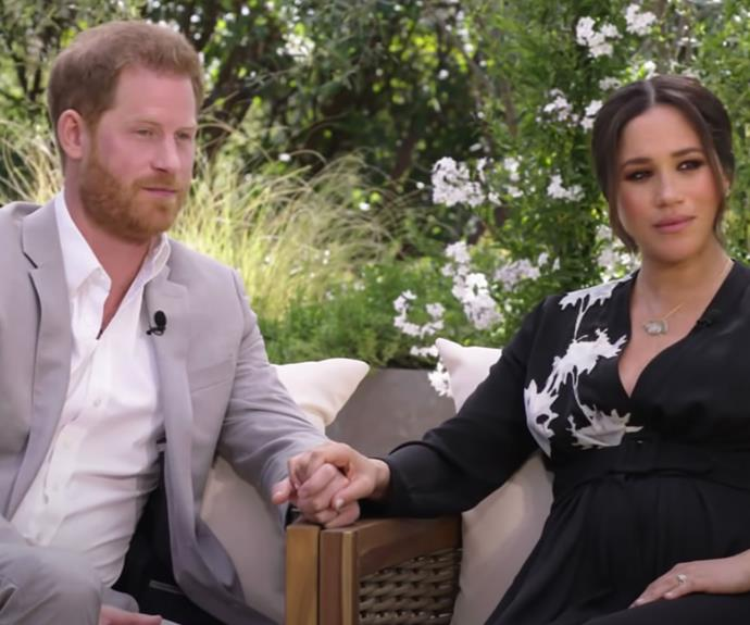 ROYAL TELL ALL: How to watch Prince Harry & Meghan Markle's explosive Oprah interview in Australia