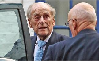 The Palace confirms Prince Philip has been transferred to another hospital in London for an infection and ongoing heart condition