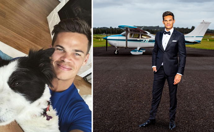 Not such a regular Jimmy! Everything we know about The Bachelor's leading man, Jimmy Nicholson