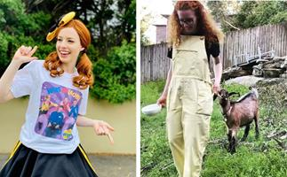 """Sending love to all women"": The powerful reason why Emma Watkins is donning yellow has nothing to do with her role in The Wiggles"