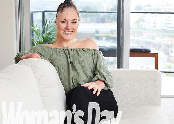 EXCLUSIVE: Sophie Delezio's new life with flatmates back in Australia