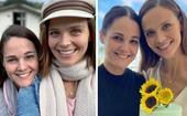 "''Sandra was strong and graceful"": Lauren Brant announces the heartbreaking death of her sister-in-law following battle with cancer"