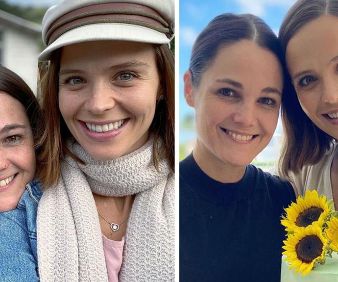 """''Sandra was strong and graceful"""": Lauren Brant announces the heartbreaking death of her sister-in-law following battle with cancer"""