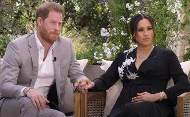 """No one from my family said anything"": The most explosive details to come from Harry & Meghan's tell-all Oprah interview"