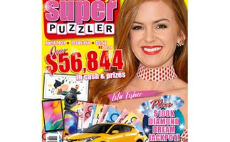 Woman's Day Superpuzzler Issue 159 Online Entry