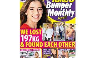 Take 5 Bumper Monthly April Issue Online Entry