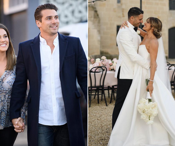 No bad blood! Matty J's sweet message to Bachie ex Georgia Love and Lee Elliott following their gorgeous wedding