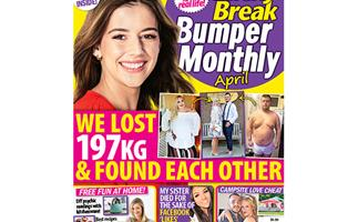 Lucky Break Bumper Monthly April Issue Online Entry