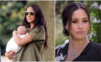 """Duchess Meghan reveals deeply troubling conversations around """"how dark"""" her unborn son Archie's skin would be"""