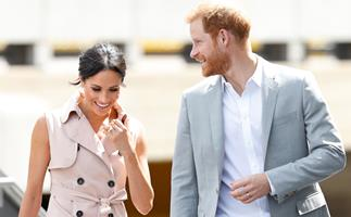 It's a girl! Prince Harry and Duchess Meghan confirm their second child will be a daughter
