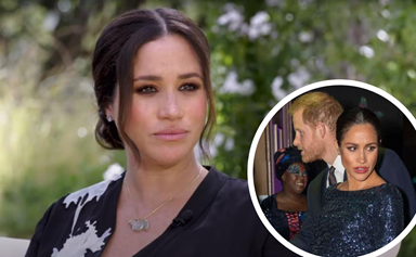 """""""It wouldn't be good for the institution"""": Meghan Markle reveals the harrowing truth about seeking help from the Palace for suicidal thoughts"""