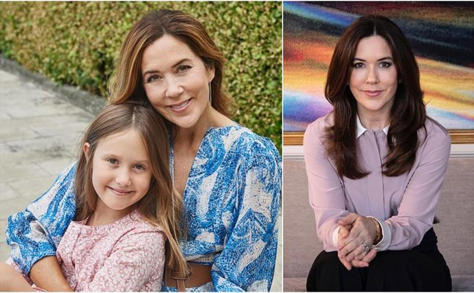 Crown Princess Mary shares a beautiful anecdote about her daughter, Josephine on International Women's Day