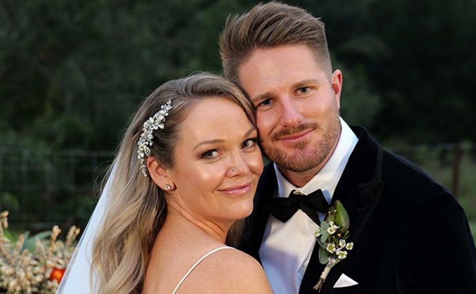 Married At First Sight's Bryce and Melissa are still together despite a rocky road to romance