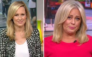 Mel Doyle on Samantha Armytage's shock exit from Sunrise