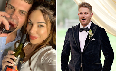 EXCLUSIVE: MAFS' KC Osborne spills on groom Bryce Ruthven and his former fiancée after revealing their surprise connection