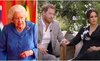 """Palace says racism and other issues are """"concerning"""" following Harry and Meghan's tell-all Oprah Interview"""