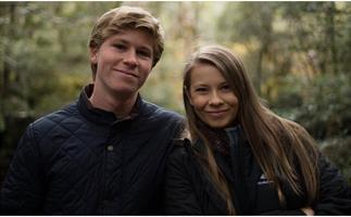 """""""I can't believe she's about to be a mum"""": Rob Irwin shares a gorgeous tribute for his sister Bindi just before she welcomes her first child"""