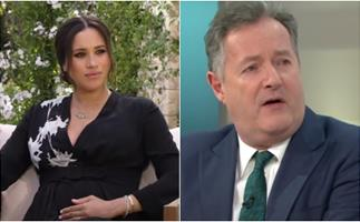 Duchess Meghan laid a formal complaint about Piers Morgan's abhorrent comments just before his sensational exit from Good Morning Britain