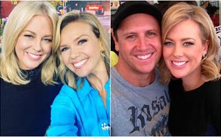 """""""You have been like a big sister to me"""": Tributes flow for Sam Armytage as she departs Sunrise for new, brighter horizons"""