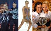 Dancing Queen! A look back at Bec Hewitt's best moments from her 2004 stint on Dancing With The Stars