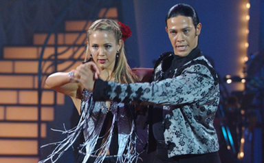The first teaser for Bec Hewitt's Dancing With The Stars return is here