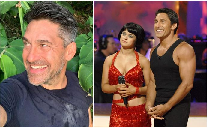 Jamie Durie is set to burn up the floor! Aussie TV host joins the All Star cast of Dancing With The Stars