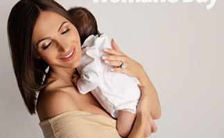 EXCLUSIVE: Yummy Mummies star Maria DiGeronimo welcomes her baby son