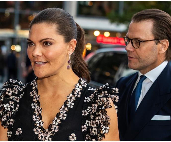 Swedish royals Crown Princess Victoria and Prince Daniel have tested positive for COIVD-19